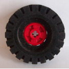 LEGO Gear with Tyre