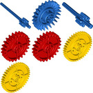 LEGO Gears For Esm Set 9838