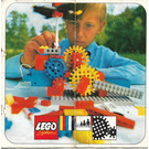 LEGO Gears. Motor and Bricks Set 800-1 Instructions