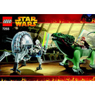 LEGO General Grievous Chase Set 7255 Instructions