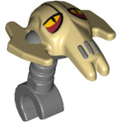 LEGO General Grievous Head (11992 / 90267)