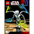 LEGO General Grievous Set 10186 Instructions