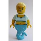 LEGO Genie Girl Minifigure