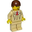 LEGO Gent Minifigure