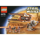 LEGO Geonosian Fighter Set 4478