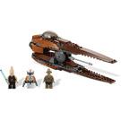 LEGO Geonosian Starfighter Set 7959