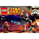 LEGO Geonosis Troopers Set 75089 Instructions