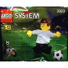 LEGO German Footballer and Ball Set 3323