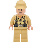 LEGO German Soldier 3 Minifigure
