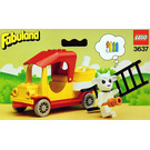 LEGO Gertrude Goat the painter Set 3637