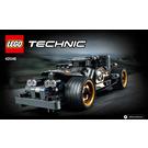 LEGO Getaway Racer Set 42046 Instructions