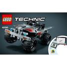 LEGO Getaway Truck Set 42090 Instructions