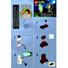 LEGO Ghost Set 30201 Instructions