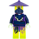 LEGO Ghost Warrior Cowler with Scabbard Minifigure