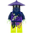 LEGO Ghost Warrior Wail Minifigure