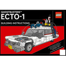 LEGO Ghostbusters ECTO-1 Set 10274 Instructions