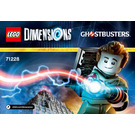 LEGO Ghostbusters Level Pack Set 71228 Instructions