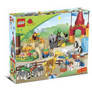 LEGO Giant Zoo Set 4960 Packaging