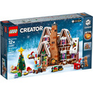 LEGO Gingerbread House Set 10267 Packaging