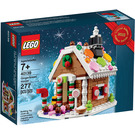 LEGO Gingerbread House Set 40139 Packaging