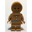LEGO Gingerbread Man Minifigure