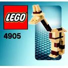 LEGO Giraffe Set 4905