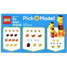 LEGO Giraffes Set 3850003 Instructions