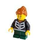 LEGO Girl from Halloween Hayride Minifigure