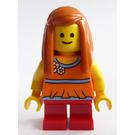LEGO Girl Minifigure