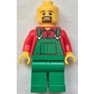 LEGO Glasgow Brand Store Male Farmer Minifigure