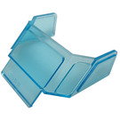 LEGO Glass for Train Front Sloping Top (2918)