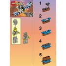 LEGO Glider Set 1187 Instructions