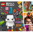 LEGO Go Brick Me Set 41597 Instructions