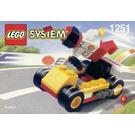 LEGO Go-Cart Set 1251-1