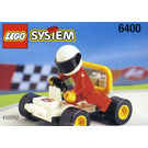LEGO Go-Kart Set 6400