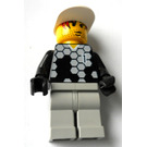 LEGO Goalkeeper #1 with Black Torso and Gloves Minifigure