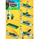LEGO Goalkeeper Set 3413 Instructions