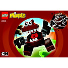LEGO Gobba Set 41513 Instructions