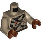LEGO Goblin Soldier 2 Torso (76382)