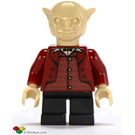 LEGO Goblin with Dark Red Suit and Black Legs Minifigure