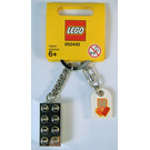 LEGO Gold Brick Key Chain (852445)