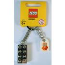LEGO Gold Brick Key Chain (852445)