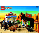 LEGO Gold City Junction Set 6765 Instructions