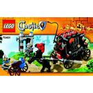 LEGO Gold Getaway Set 70401 Instructions
