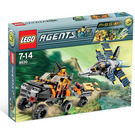 LEGO Gold Hunt Set 8630 Packaging