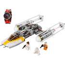 LEGO Gold Leader's Y-Wing Starfighter and Watch Collection Set 5002512