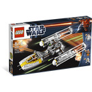 LEGO Gold Leader's Y-wing Starfighter Set 9495 Packaging