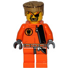 LEGO Gold Tooth Minifigure
