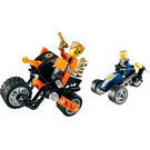 LEGO Gold Tooth's Getaway Set 8967