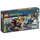LEGO Gold Tooth's Getaway Set 8967 Packaging